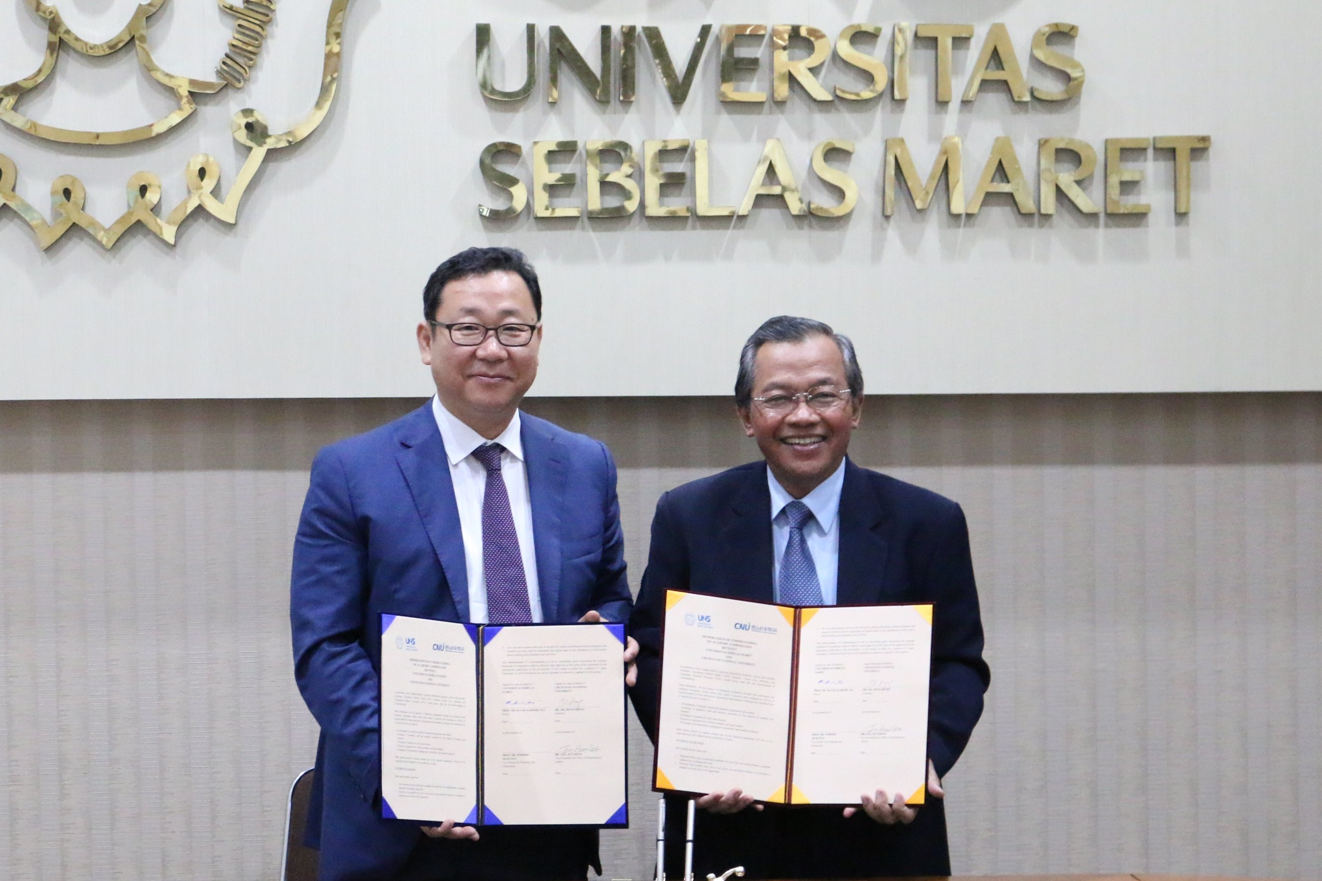 Cooperation between UNS and South Korea on Research on Agriculture and Animal Husbandry
