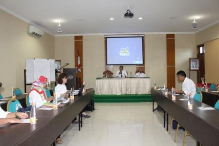 Supporting 2030 Vision of UNS, FP Prepares Job Performance Competition Forms