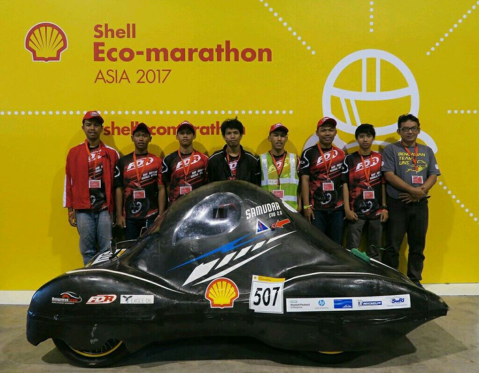 UNS Bengawan Team to Represent Asia in Driver's World Championship London