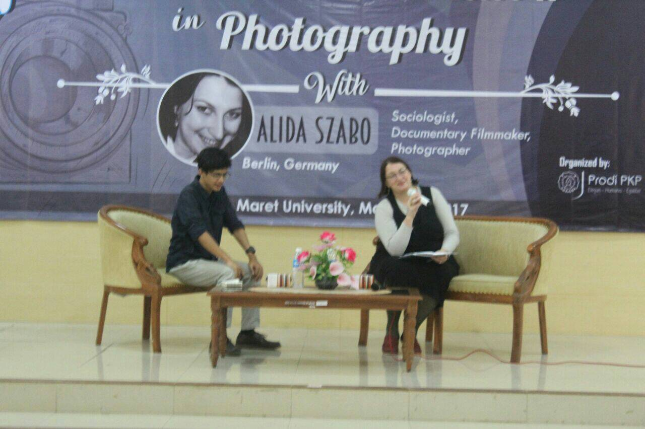 PKP UNS Holds an International Seminar on Photography