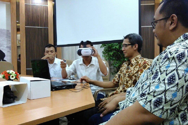 FMIPA UNS Develops Sangiran E-museum Application