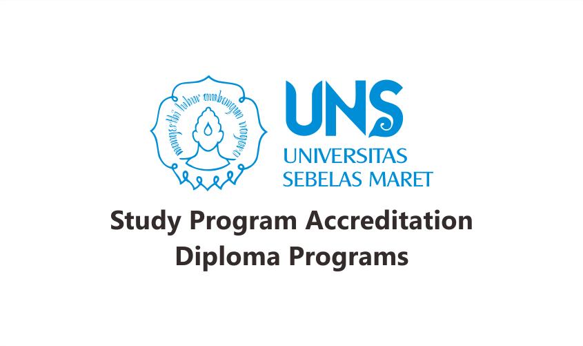 Akreditasi Program Studi di Sekolah Vokasi UNS
