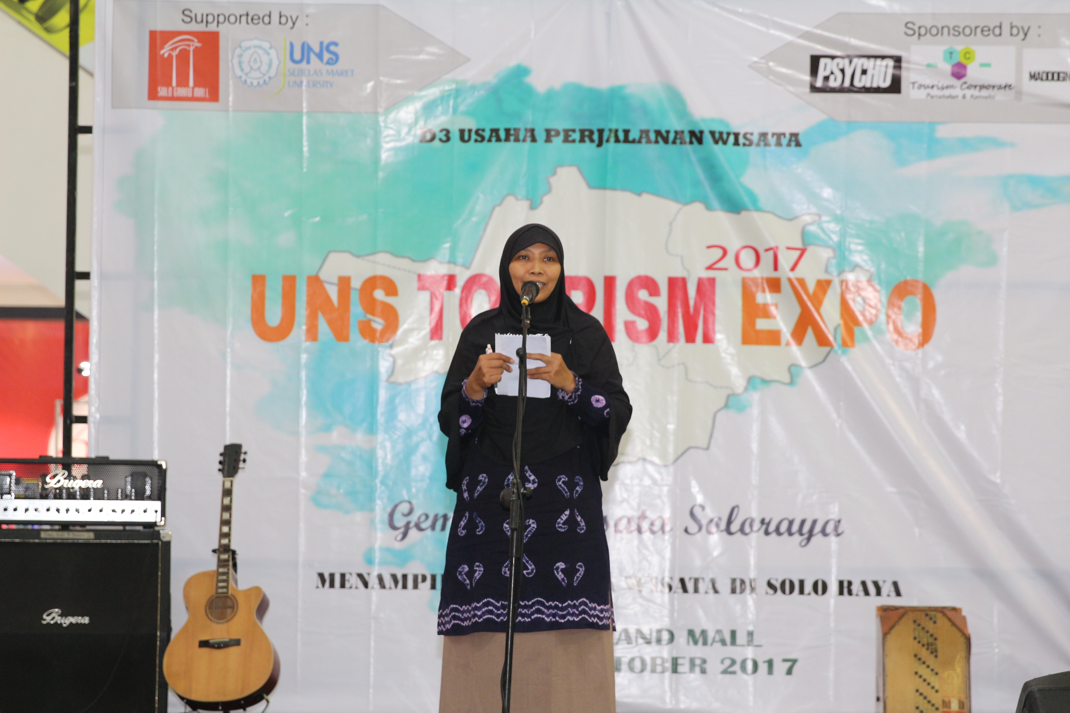 UNS Tourism Expo Showcases 19 Tourism Villages in Soloraya