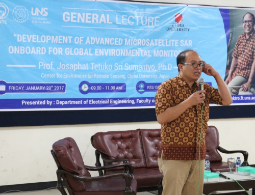 UNS to Appoint an Adjunct Professor from Chiba University