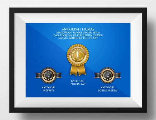 UNS Wins Public Relations Award of Ristekdikti