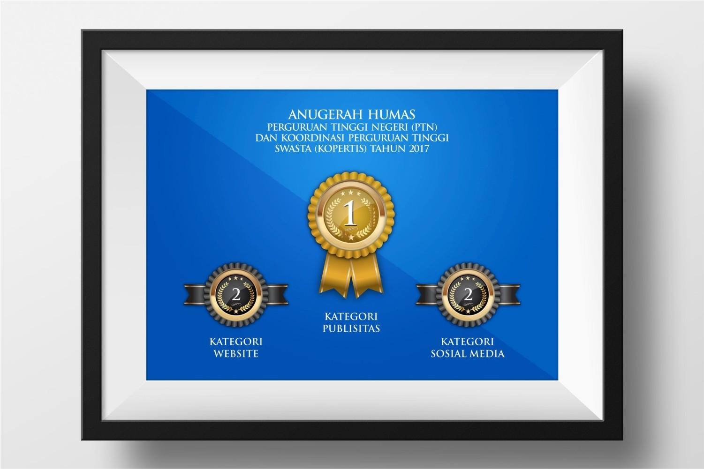 Public Relations Award of Ristekdikti