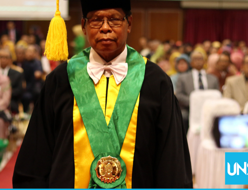 UNS Inaugurated Professor of Obstetrics and Gynecology