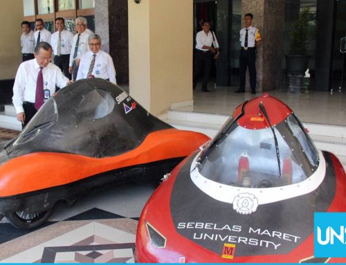 UNS Discharged Bengawan Team to Compete in Shell Eco-Marathon Asia 2018