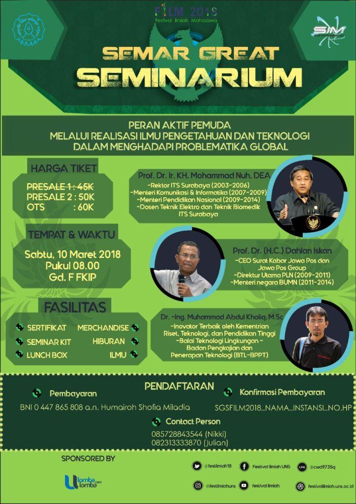 Semar-Great-Seminarium