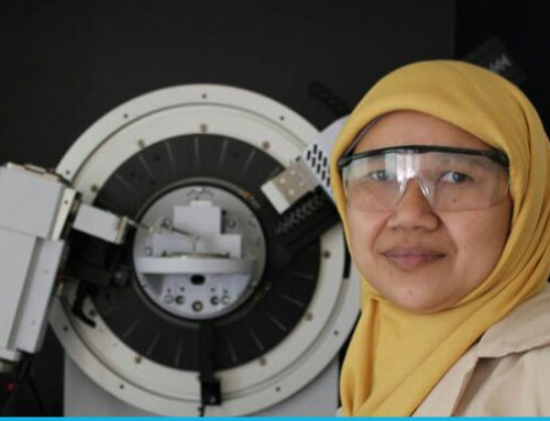 Lecturer of UNS Achieved OWSD-Elsevier Foundation Awards 2018