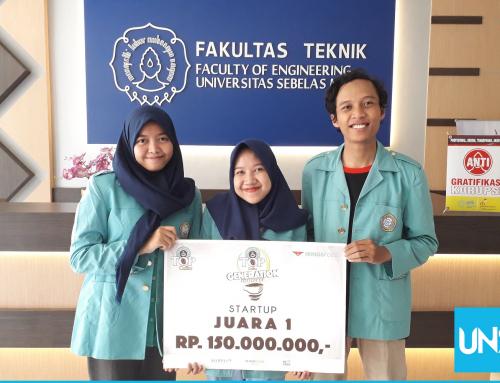 UNS Students Won Startup TOP Generation Challenge
