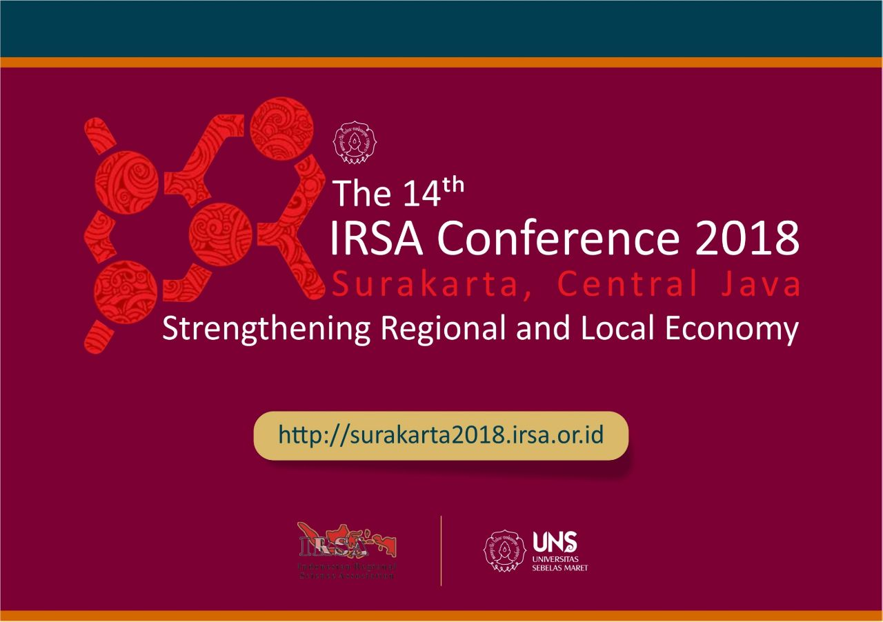 14th IRSA Conference 2018
