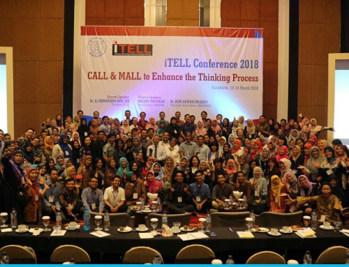 iTELL Conference 2018 Successfully Held by FKIP UNS