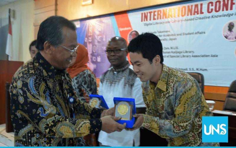 International Seminar Digital Era Literacy Library