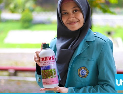 Fungicide for Chilli Plants Leads Arifah to Become the Candidate of the National Most Outstanding Student 2018
