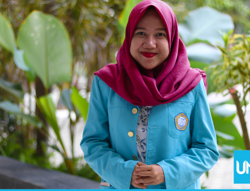 Developing EM SIAB Tools, Ratih Ready to Compete on the National Most Outstanding Student Program 2018