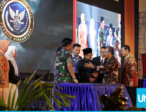 Cooperates with UNS, Indonesian Air Force Inaugurates SMA Pradita Dirgantara