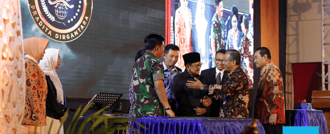 Cooperates with UNS, Indonesian Air Force Inaugurated SMA Pradita Dirgantara