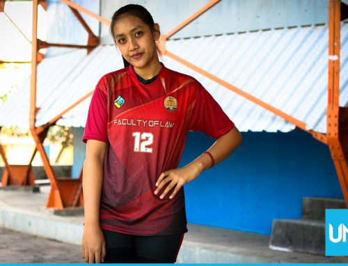 Being an Athlete and a Student, Nabila: They Should be Balanced