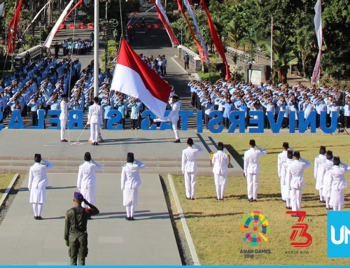 Celebrating Indonesian Independence Day, UNS Gets Two Achievements