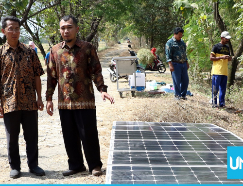 UNS Researchers Create Solar Water Pump System