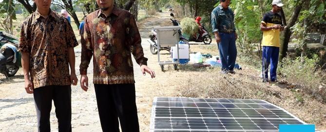 SPATS Solar Water Pump System
