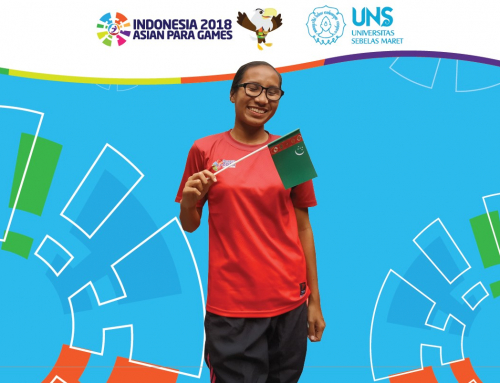 Learning Integrity From Disabled Athlete, Ni Made Arianti Putri