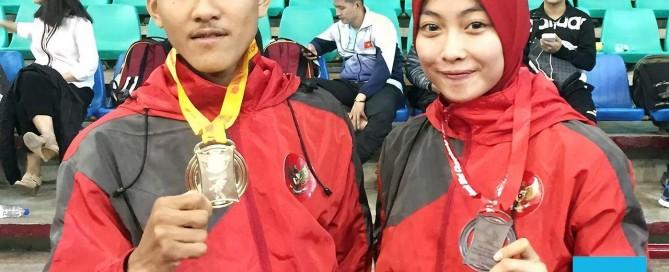 Sri Sugiyanti, Asian Paracycling Athlete - UNS Student