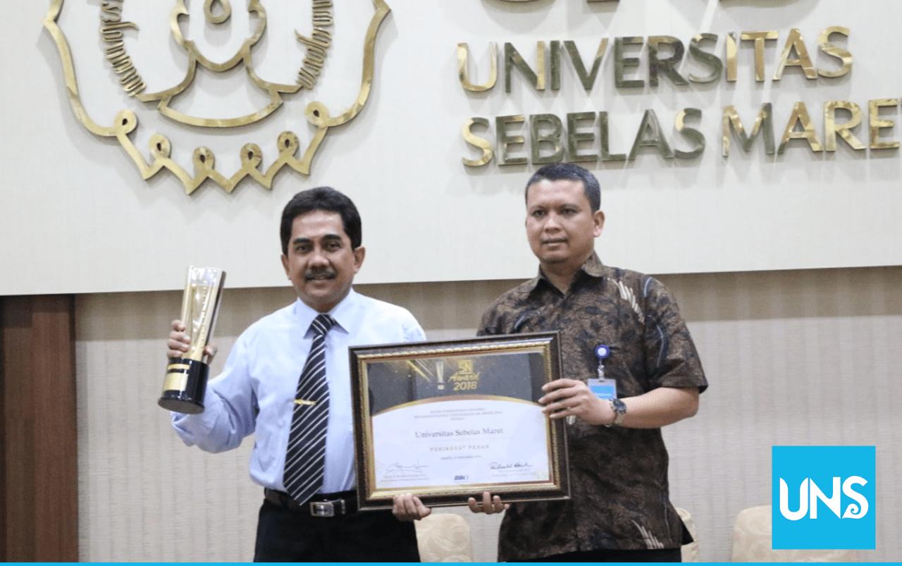 UNS Wins SNI Award 2018