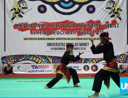 UNS Hosts the National Pencak Silat Championship between Universities in Indonesia