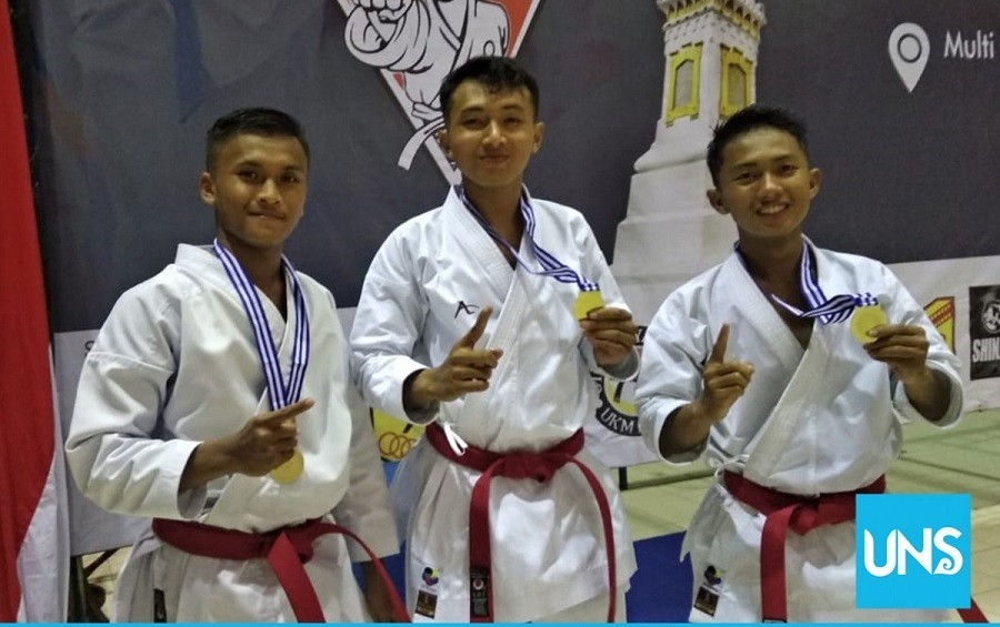 UNS Wins in Karate National Championship