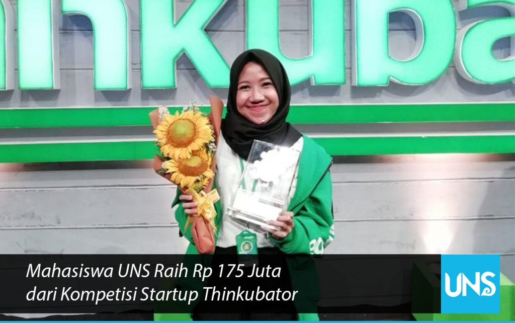 UNS Student Achieves IDR 175 Million from Startup