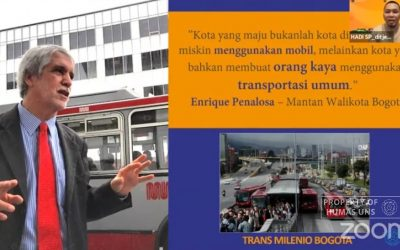 UNS Green Campus Concept Implementation to Support Solo Sustainable Transport