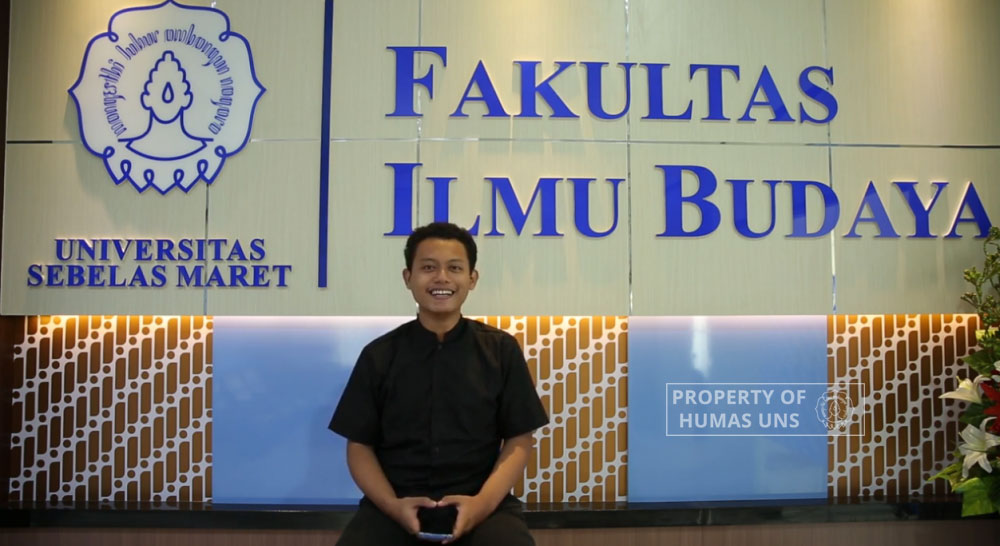 UNS Indonesia Language and Literature Student won Competition with an Article on Millennial Agricultural Culture