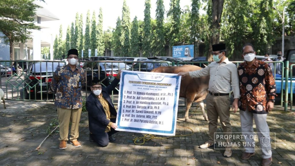 Eid Al Adha 1442 H: UNS Prioritize Qurban Meat for Non-Contract Employees and Community