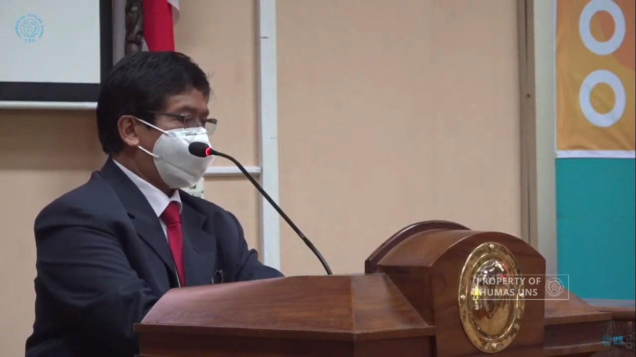 Three UNS Professor Valediction Ceremony