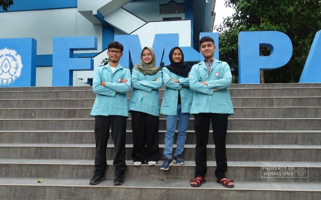 Four Chemistry UNS Students Won Palm Research BPDPKS Ministry of Finance