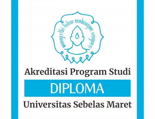 Akreditasi Program Studi di Program Diploma UNS