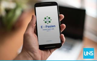 Aplikasi E-Pasien Rumah Sakit UNS