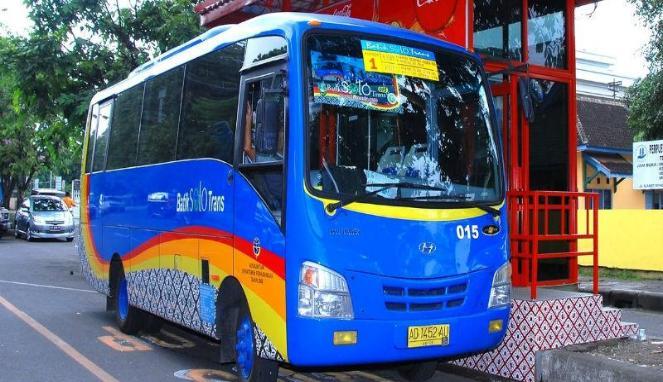 Bus Batik Solo Trans