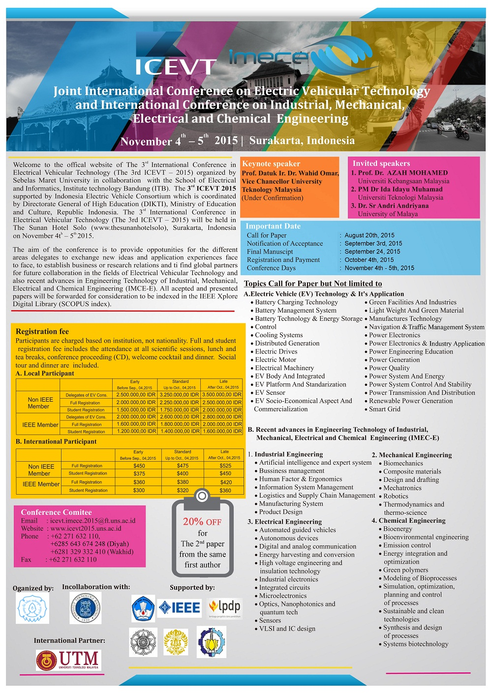 Joint International Conference